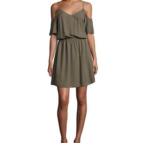 Splendid Dresses & Skirts - Splendid Cold Shoulder Dress